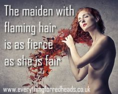 Redhead Quotes - Everything for Redheads
