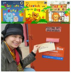 Travelling back to my childhood with word magician, Patricia Furstenberg Lion Dog, The Magicians, My Childhood, Cheetah, Sheep, Travelling, Elephant, Author, Couples
