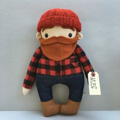Hey, I found this really awesome Etsy listing at https://www.etsy.com/ca/listing/476567539/lumberjack-alec