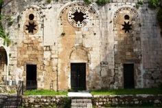 St. Pierre Monument - First cave church in the world - Antakya / Hatay / Turkey