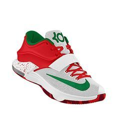 buy online 64d17 9c86b kd 7 christmas - Google Search Kd 7, Nike Id, Nike Store, All