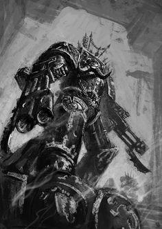 Night Lords Terminator by  Rotaken.