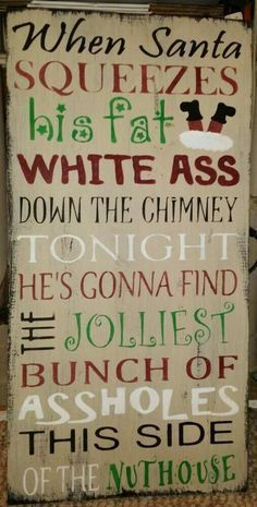 Chevy Chase Christmas movie. LOL :)