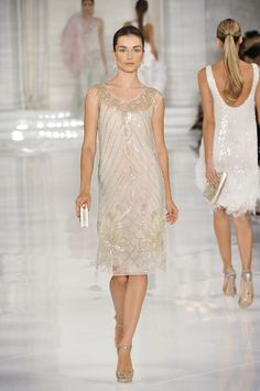 20's style beaded dress.  RL 2012 spring.  This is to die for!!  Just love it!