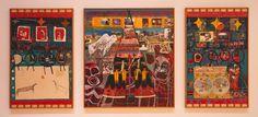 Jane Ash Poitras via National Gallery. Artist, teacher, print-maker.