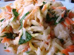 Elif'in Terazisi: Beyaz lahana salatası