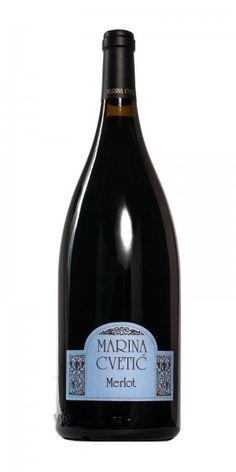 """Masciarelli """"Marina Cvetic"""" Merlot Magnum 2007  EUR 44,00 convitis.com"""