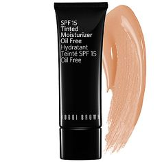 """11/24: """"I keep my makeup routine pretty simple, so this tinted moisturizer is perfect for me. I just use my fingers to apply Dark Tint for good coverage, SPF protection, AND managing my combination skin. No brushes…THAT'S what I like to hear."""" -Candace S., Community Marketing Manager #Sephora #DailyObsessions"""