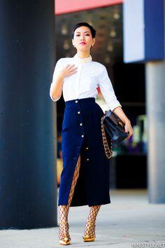 Petite fashion bloggers :: Nini's Style :: The Classic Look