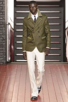 John Varvatos Spring/Summer 2013 | Milan Fashion Week