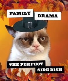 Family drama, the perfect side dish