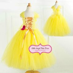 Check out this item in my Etsy shop https://www.etsy.com/uk/listing/539607812/belle-tutu-dress-beauty-and-the-beast