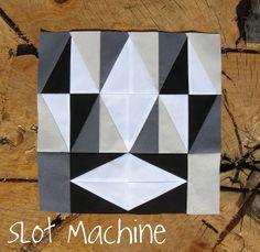Modern Blocks Book - Slot Machine