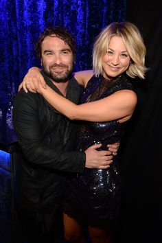 Pin for Later: Who Has Kaley Cuoco Dated? Look Back on Her List of Lovers Johnny Galecki