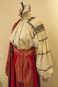 Folk Costume, Costumes, Russian Embroidery, Russian Fashion, Russian Style, Historical Costume, Look At You, Fashion History, Traditional Outfits