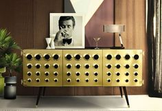 TOP 20 Gorgeous Sideboards For A Modern Living Room