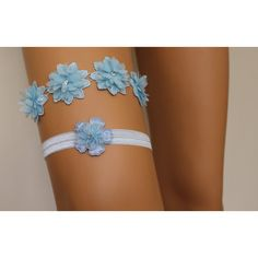 FREE SHİP Wedding Garter,Light Blue Lace Bridal Garter,Wedding... (€14) ❤ liked on Polyvore featuring intimates, bride lingerie, lacy lingerie, garter lingerie, light blue lingerie and wedding lingerie