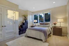 A spacious guest bedroom idea. Yarrow Point, WA Coldwell Banker BAIN