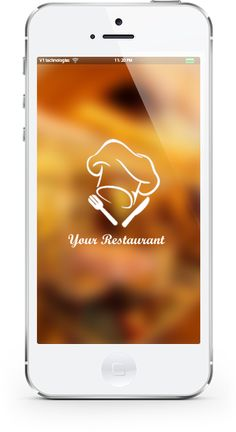 Crisp, Elegant and User Friendly mobile #app design makes it easier for your customers to navigate and order.