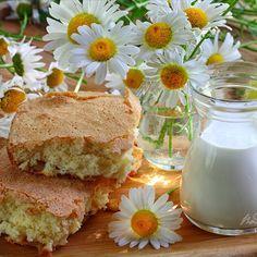 #Шарлотка с #молоком Food Photo, Camembert Cheese, Dairy