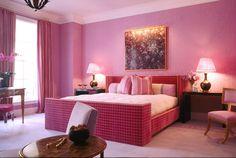 Dipped in Bubblegum: Monochromatic Rooms