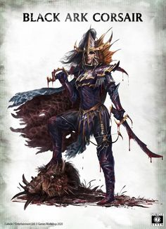 Another one of the Archetypes for the upcoming Warhammer: Age of Sigmar - Soulbound TTRPG by Cubicle 7 Entertainment I had the pleasure of working on! Art direction by Emmet Byrne. Fantasy Female Warrior, Fantasy Battle, Female Knight, Fantasy Races, Warrior Angel, Warhammer Dark Elves, Warhammer Fantasy, Gothic Fantasy Art, Fantasy Artwork