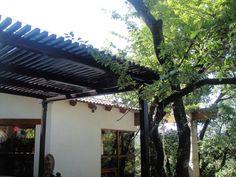 #Pérgola #Muebles #Celosías #Deck = #TerrazaLoft #ZeroMadera #Waterproof www.ramsol.com
