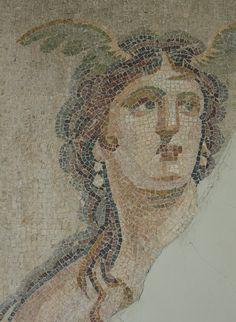 Позднеантичные мозаики Антиохии