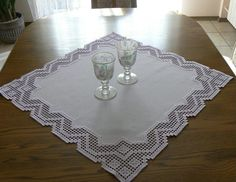 Hardanger Embroidery, Learn Embroidery, Embroidery Art, Bordado Popular, Drawn Thread, Crochet Tablecloth, Bargello, Needful Things, Hobbies And Crafts