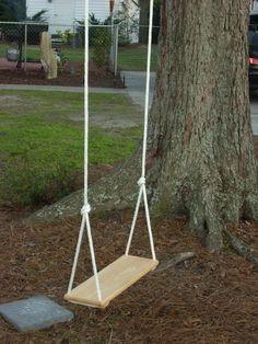 tree swing <3