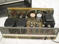Luxman SQ77 (1965) Intégré 2 x 10 watts