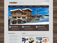 Taviro Sky Template