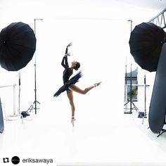 Behind the scenes by @eriksawaya | Had a lovely week of shooting at TPCCA. Worked with many new dancers and everyone brought their own elements to it. I love working with dancers the diversity and the true cooperation between 2 people to create and capture a vision. Here's an excerp from Grace's shoot. #thankyou . . . . . . #talent #balletgirl #balletfit #balletlover #balletphotography #balletshoes #balletclub #poseoftheday #dancephotography #balletdancer #dancechallenge #danceoff…