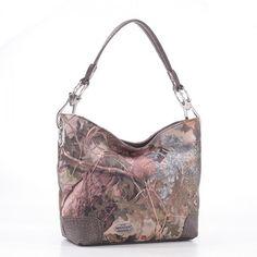 King's Camo® Skylar Classic Hobo Handbag with Luxury Metal Hardware – Handbag Addict.com