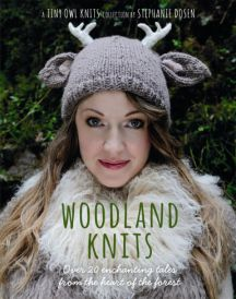 Woodland Knits - antler hat