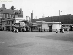 Moseley St Bus Station