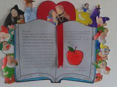 Risultati immagini per murales escolares para el dia del libro Class Decoration, School Decorations, School Themes, Library Displays, Classroom Displays, Classroom Themes, Bulletin Board Design, Drama Activities, Fairy Tales Unit