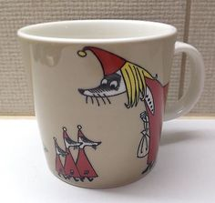 Moomin mug value