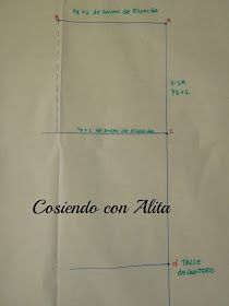Cosiendo con Alita: BASE DE BLUSA DELANTERA. Pattern Cutting, Pattern Making, Dress Patterns, Sewing Patterns, Bodice Pattern, Sewing Lessons, Fashion Sewing, Women's Fashion, Diy Clothes