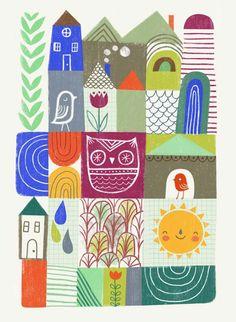 Illustration par Sarah Walsh