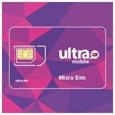 Ultra Mobile MicroRegular SIM card for Unlocked GSM Phones *** Check this awesome product by going to the link at the image.