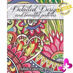 Sacred Mandala Adult Coloring Pages Detailed Designs Beautiful Flower Patterns
