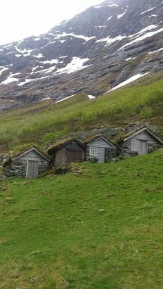 Norway in the mountains