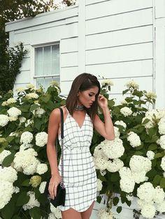 Платье-майка: 22 стильных образа для летнего вдохновения