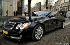 Xenatec Maybach Coupe