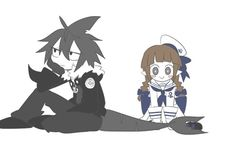 I love this gif soo much its so kawaiii!!! I love wadanohara and the great blue sea check out the rpg
