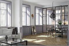 parete vetrata cucina zona pranzo - Cerca con Google