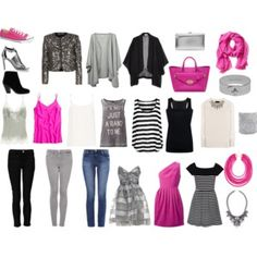 Capsule Wardrobe: New York
