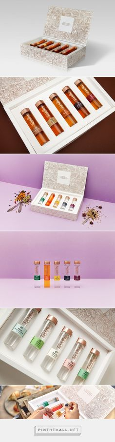 Get a Little Taste With This Unique Spirit Tasting Box — The Dieline | Packaging & Branding Design & Innovation News - created via https://pinthemall.net