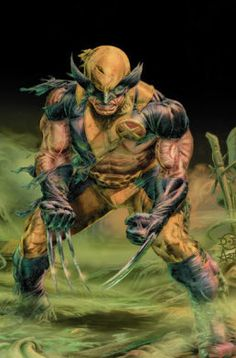 the Wolverine (avengers,x-men,x-force)